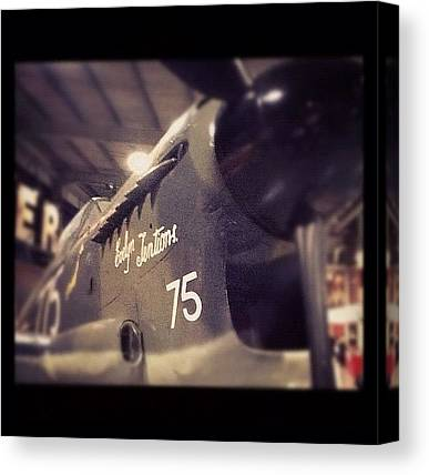 Prop Planes Canvas Prints