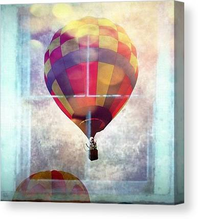 Hot Air Balloons Canvas Prints
