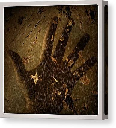 Hands Canvas Prints
