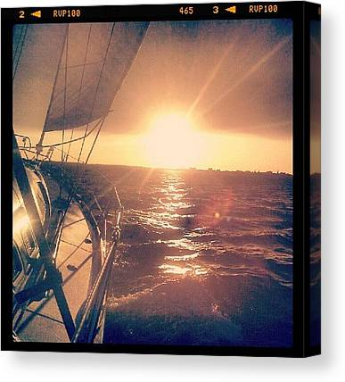 Sailboats Canvas Prints
