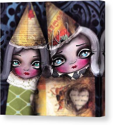Witches Canvas Prints
