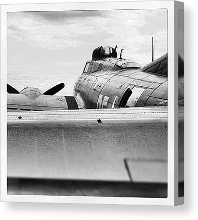 World War Ii Canvas Prints