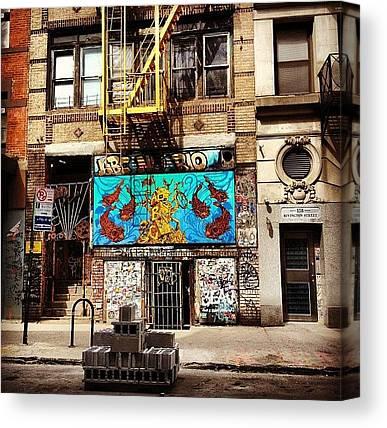 Punk Canvas Prints