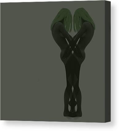 Lesbian Canvas Prints