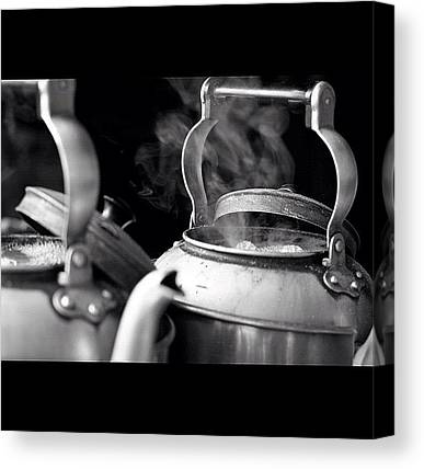 Tea Pot Canvas Prints