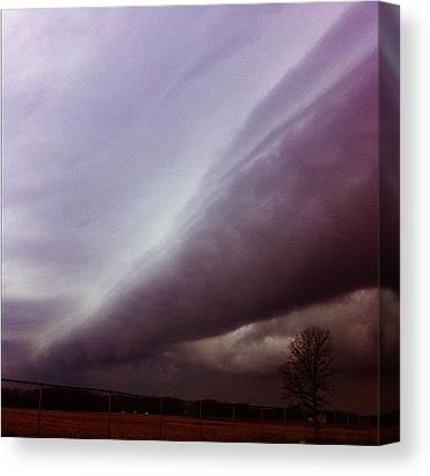 Tornadoes Canvas Prints