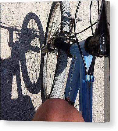 Dirt Bikes Canvas Prints