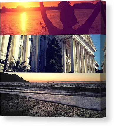 Sacramento State Canvas Prints