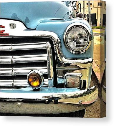 Cars Canvas Prints