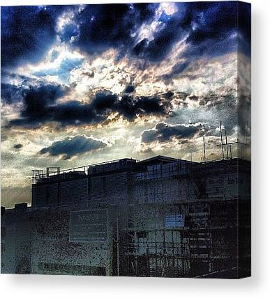 Factories Canvas Prints