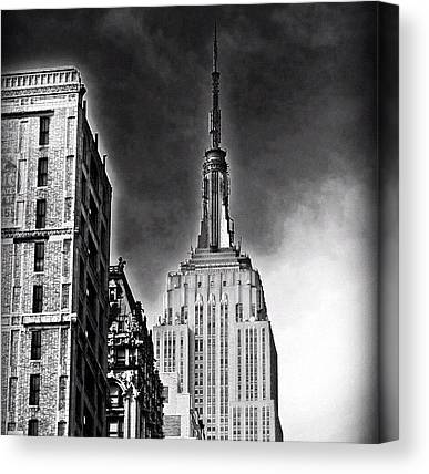 Metropolis Canvas Prints