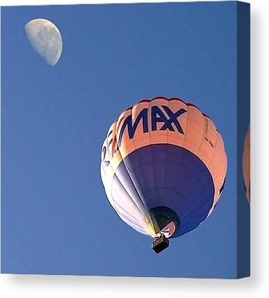 Balloons Canvas Prints