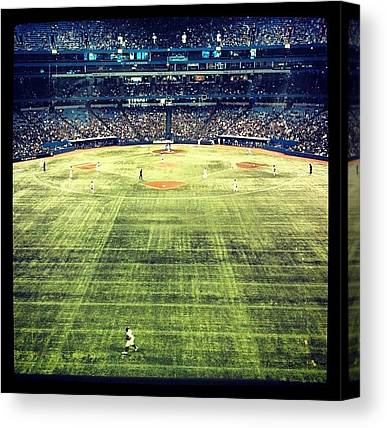 Toronto Blue Jays Canvas Prints
