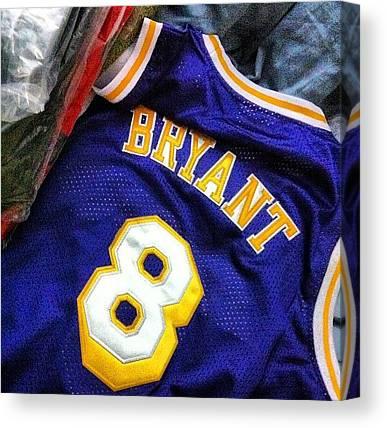 Kobe Bryant Canvas Prints