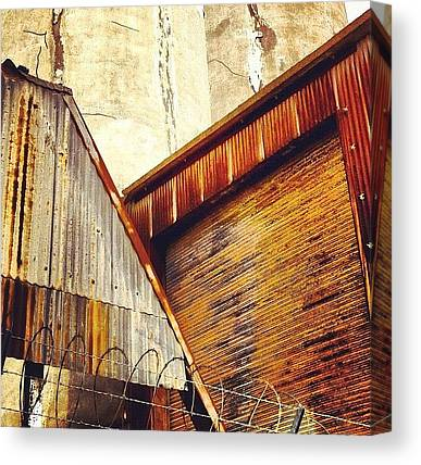 Industrial Canvas Prints