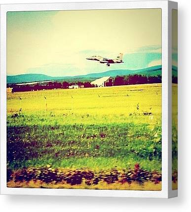 F16 Canvas Prints