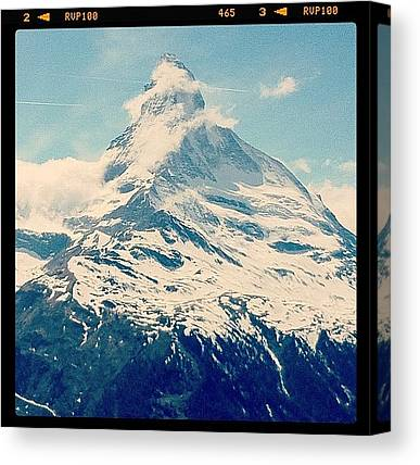 Matterhorn Canvas Prints