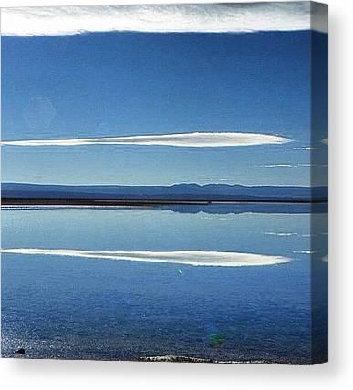 Atacama Desert Canvas Prints