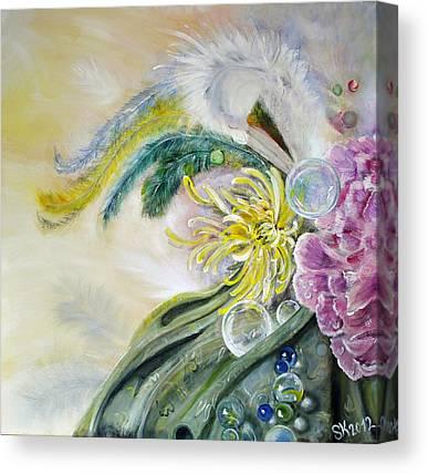 Phantasie Paintings Canvas Prints