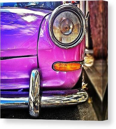 Volkswagen Canvas Prints