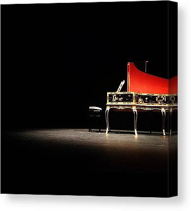 Harpsichords Canvas Prints