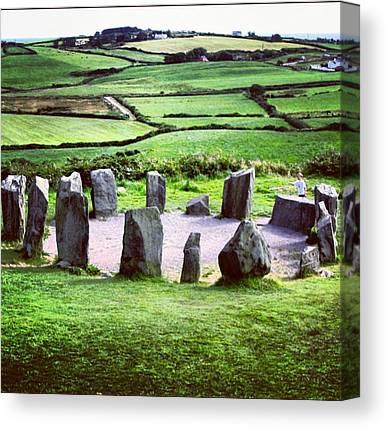 Ireland Canvas Prints
