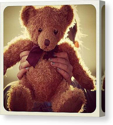 Teddy Bears Canvas Prints