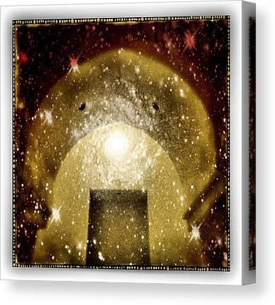 Portal Canvas Prints