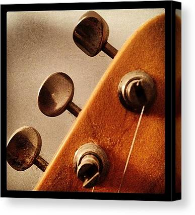 Stratocasters Canvas Prints