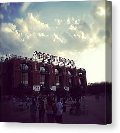 Atlanta Braves Canvas Prints