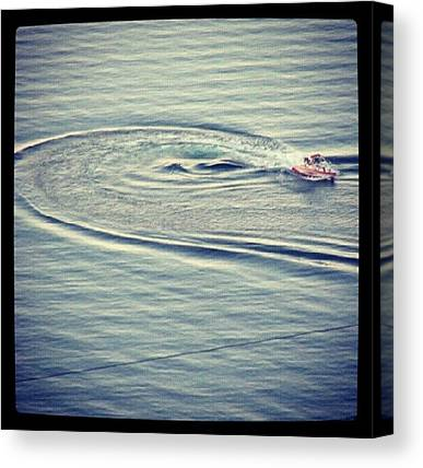 Water Skis Canvas Prints