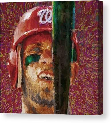 Washington Redskins Canvas Prints