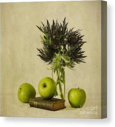 Apple Photographs Canvas Prints