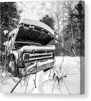 Truck Canvas Prints