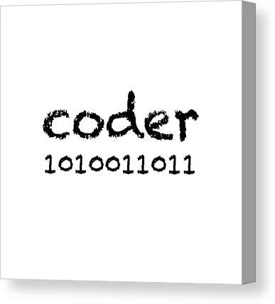 Computer Science Canvas Prints
