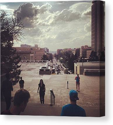 University Of Wisconsin - Madison Canvas Prints