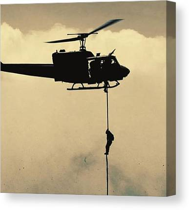 Helicopters Canvas Prints