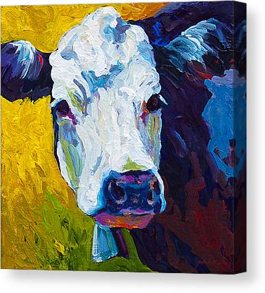 Livestock Canvas Prints