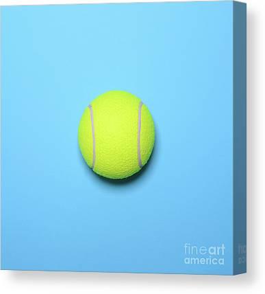 Tennis Canvas Prints