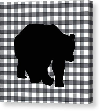 Bear Country Canvas Prints