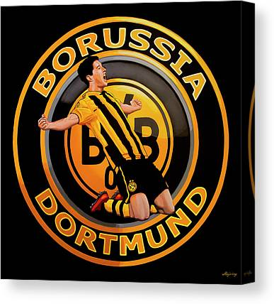 Lewandowski Canvas Prints