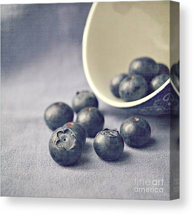 Blueberry Canvas Prints