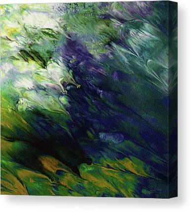 Fluid Canvas Prints