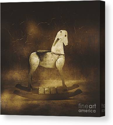 Missing Child Canvas Prints