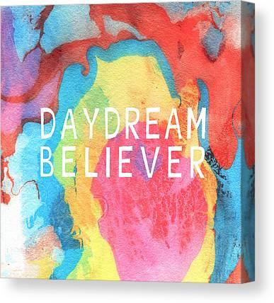 Daydream Mixed Media Canvas Prints