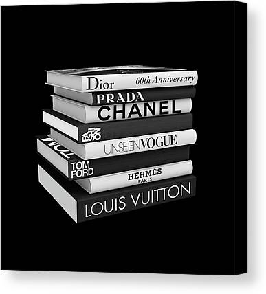 Fashion Digital Art Canvas Prints