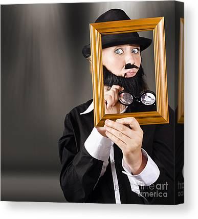 Appraisal Photographs Canvas Prints