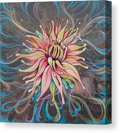 Pinkish Canvas Prints