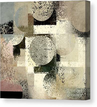 Abstract Forms Canvas Prints