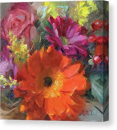 Gerber Canvas Prints